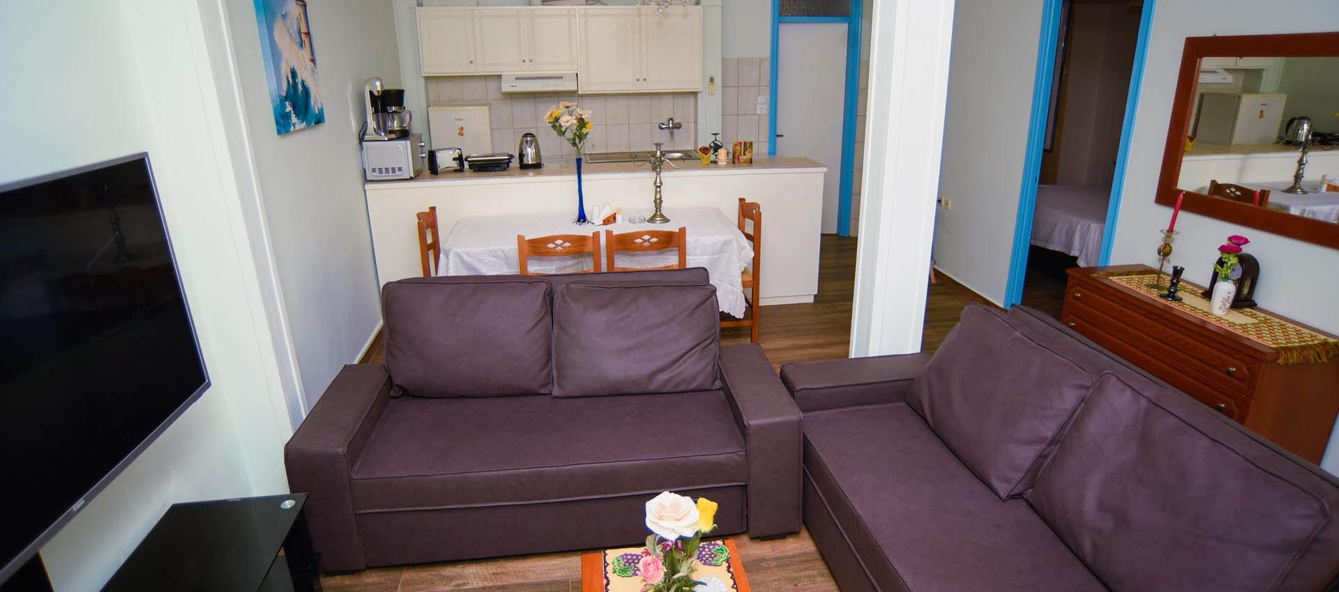 Lefkada Apartments Slider